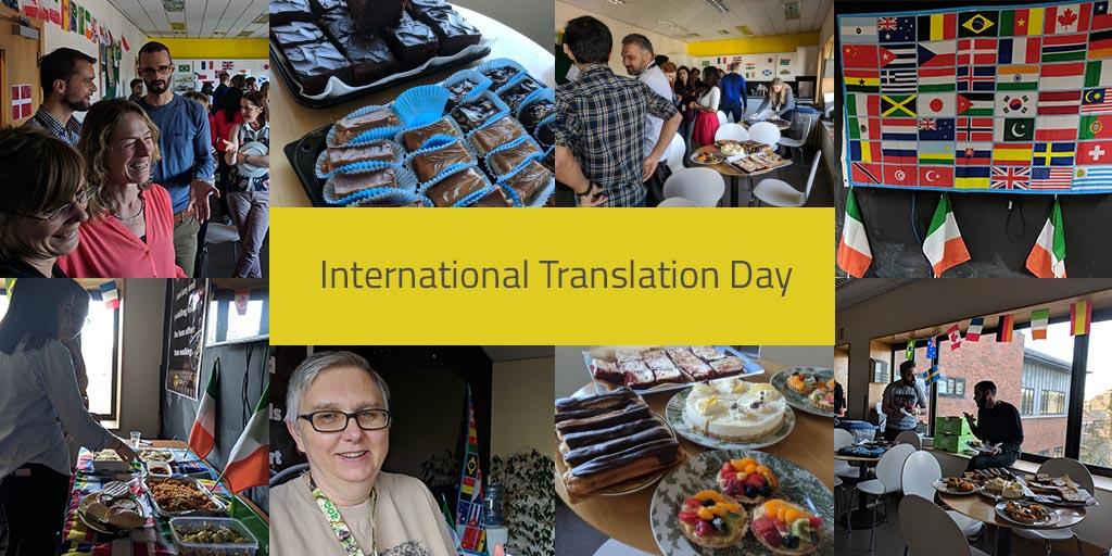 International Translation Day Vistatec 2018 TWB