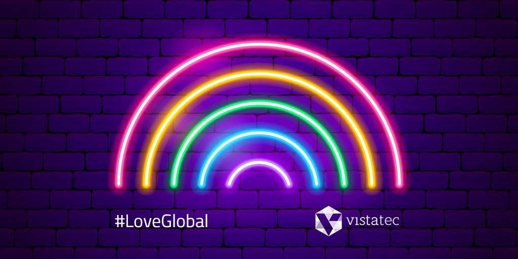 Pride in a Global Community Vistatec