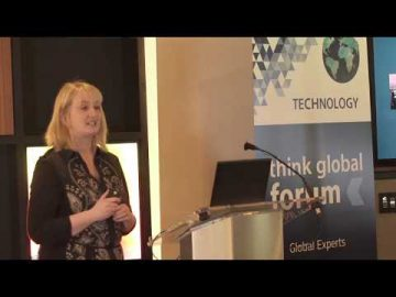 Think Global Forum Technology - Beatrice Whelan